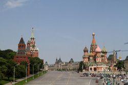 莫斯科气氛