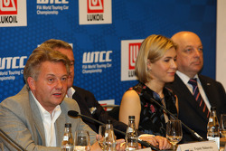 Coletiva, Evgeny Malinovskiy, Lukoil Racing Team Director