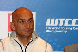 Coletiva, Gabriele Tarquini, Honda Civic, Honda Racing Team J.A.S.