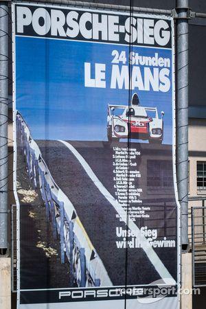 Campagne de publicité Porsche