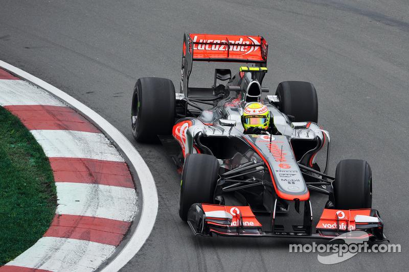 McLaren MP4-28 (2013)