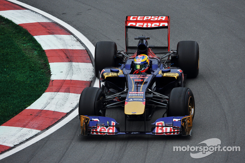 2013 : Toro Rosso STR8, à moteur Ferrari