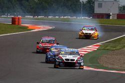 Tom Coronel, BMW E90 320 TC, ROAL Motorsport et Fredy Barth, BMW E90 320 TC, Wiechers-Sport