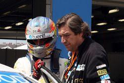 Pepe Oriola, SEAT Leon WTCC, Tuenti Racing en zijn vader Pepe Oriola
