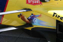 New sponsorship for Tony Kanaan