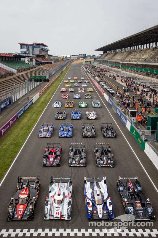 Grupo de carros