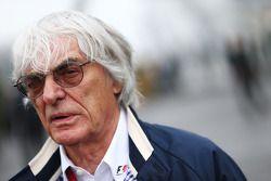 Bernie Ecclestone, Formel-1-Chef