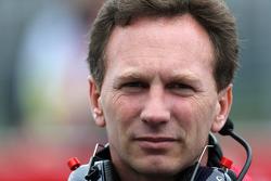 Christian Horner, Red Bull Racing, diretor esportivo