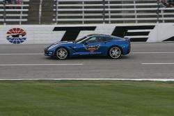 Corvette pace car