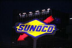 Sunoco fuel signage