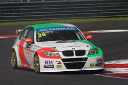 Stefano Daste, BMW 320 TC, PB Racing