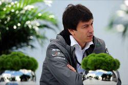 Toto Wolff, Aandeelhouder en directeur Mercedes AMG F1