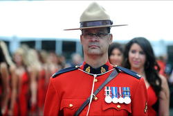 Canadian Mounted Policeman