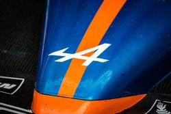 #37 Signatech Alpine Alpine A450-Nissan detail