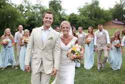 Trevor Bayne et Ashton Clapp se marient