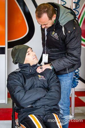 Rui Aguas et Amato Ferrari