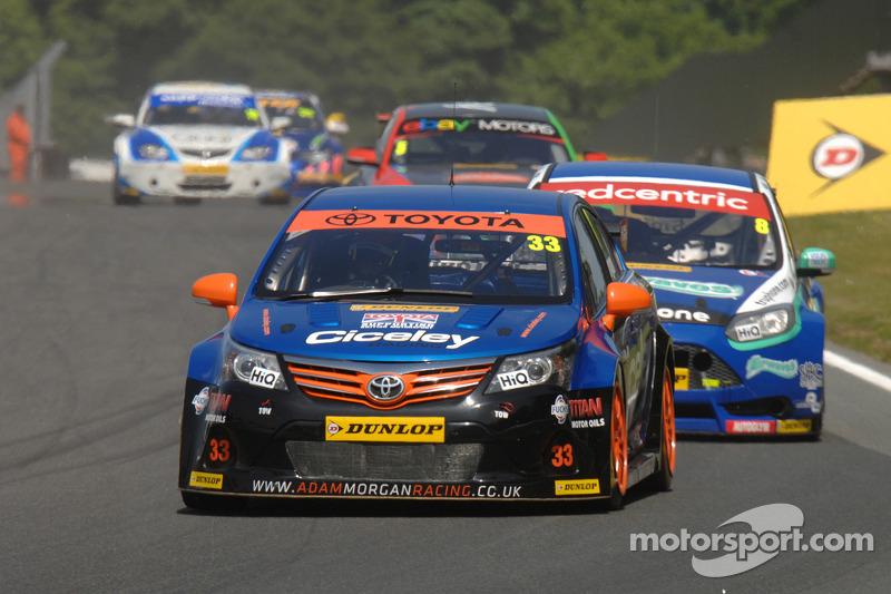 Adam Morgan,Cicely Racing