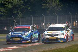 Mat Jackson, Airwaves Racing et Dave Newshamm, Speedworks