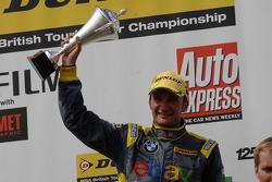 Round 11 3e plaats Colin Turkington