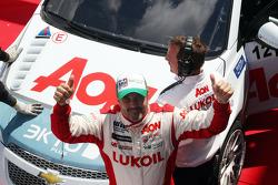 Yvan Muller, Chevrolet Cruze 1.6T, RML: vencedor da corrida