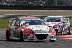 Mehdi Bennani, BMW E90 320 TC, Proteam Racing lidera Tom Coronel, BMW E90 320 TC, ROAL Motorsport