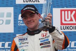 3rd position Norbert Michelisz, Honda Civic, Zengo Motorsport