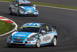 James Nash, Chevrolet Cruze 1.6 T, Bamboo Engineering leads Alex MacDowall, Chevrolet Cruze 1.6T, bamboo-engineering