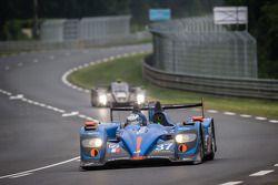 #37 Signatech Alpine Alpine A450-Nissan: Paul-Loup Chatin, Tristan Gommendy