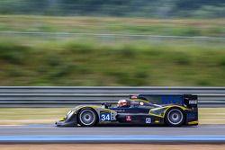 #34 Race Performance Oreca 03-Judd: Michel Frey, Patric Niederhauser, Jeroen Bleekemolen