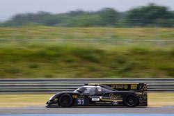 #31 Lotus Praga LMP2 Lotus T128: Kevin Weeda, James Rossiter, Christophe Bouchut, Joao Paulo de Oliv