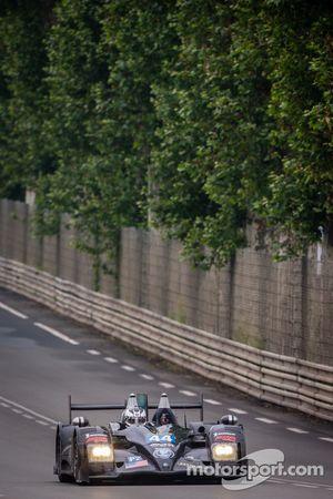 #44 Level 5 Motorsports HPD ARX-03b: Scott Tucker, Ryan Briscoe, Marino Franchitti