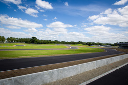 The new karting track next to Circuit Alain Prost