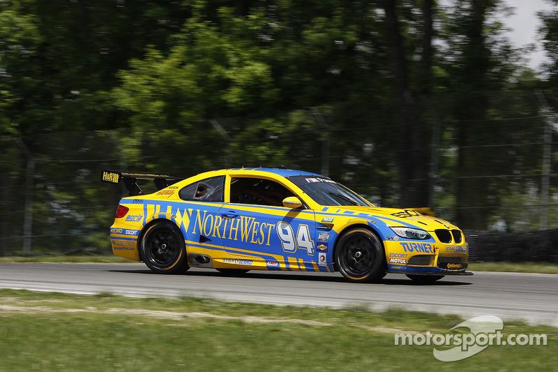 #94 Turner Motorsport BMW M3: Paul Dalla Lana, Bill Auberlen