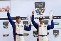 Racewinnaars Christian Fittipald en Joao Barbosa