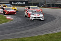 Race Start #57 Stevenson Motorsports Camaro GT.R: John Edwards, Robin Liddell