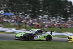 #38 BGB Motorsports Porsche Cayman: Jim Norman, Spencer Pumpelly