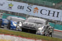 #1 Mola Nissan GT-R: Satoshi Motoyama, Yuhi Sekiguchi