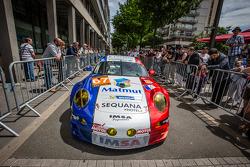 #67 IMSA Performance Matmut Porsche 911 GT3-RSR