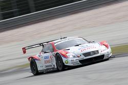 #39 Lexus Team Sard Lexus SC430: Juichi Wakisaka, Hiroaki Ishiura