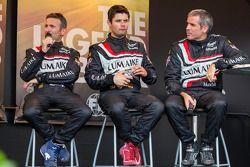 Nicolas Minassian, Luis Perez-Companc, Pierre Kaffer