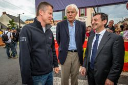 Emmanuel Collard, Jean-Claude Boulard et François Fillon