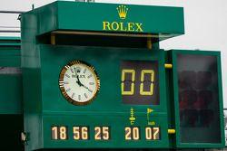 Reloj Rolex en el Módulo Sportif en la Sarthe