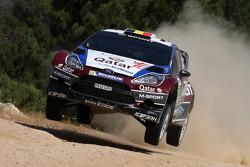 Thierry Neuville et Nicolas Gilsoul, Ford Fiesta WRC, Qatar M-Sport WRT