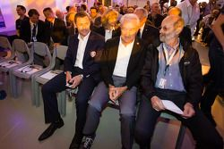 Tom Kristensen, Gérard Larousse, Henri Pescarolo