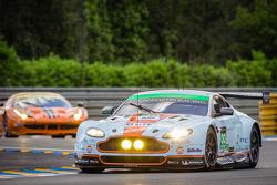 #99 Aston Martin Racing Aston Martin Vantage GTE: Rob Bell, Frédéric Makowiecki, Bruno Senna