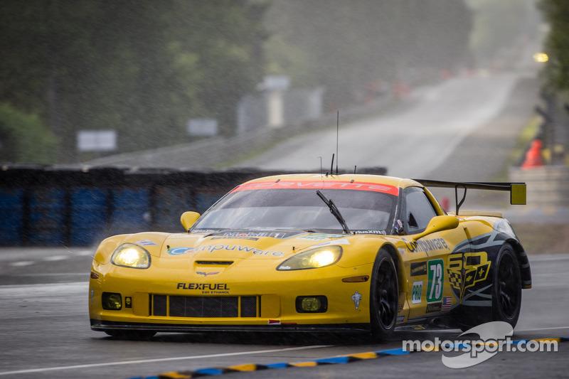 2013: #73 Corvette Racing Corvette C6.R: Jordan Taylor, Antonio Garcia, Jan Magnussen