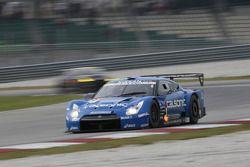#12 Team Impul Nissan GT-R: Tsugio Matsuda, Joao Paulo de Oliveira