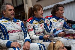 Fabien Giroix, Philippe Haezebrouck, Keiko Ihara