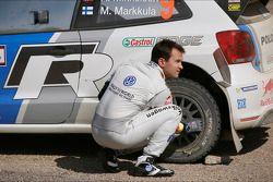 Mikko Markkula, Volkswagen Polo WRC, Volkswagen Motorsport