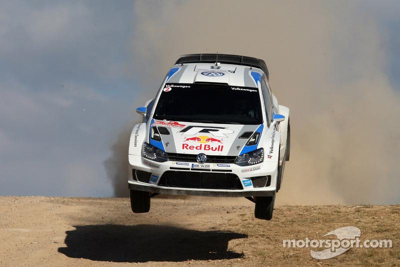 #6: Rallye Sardinien 2013